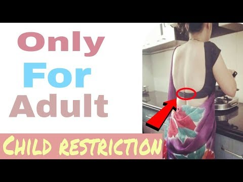 Only for Adult enjoyment app, child restrictions