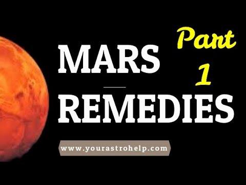 Mars Remedies||Mangal ke upay || Lalkitab Astrology
