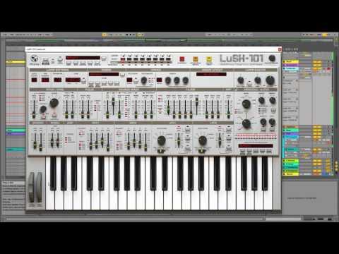 Ableton Live 9 Progressive Trance Track