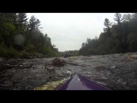 Black River Kayaking Trip Wisconsin