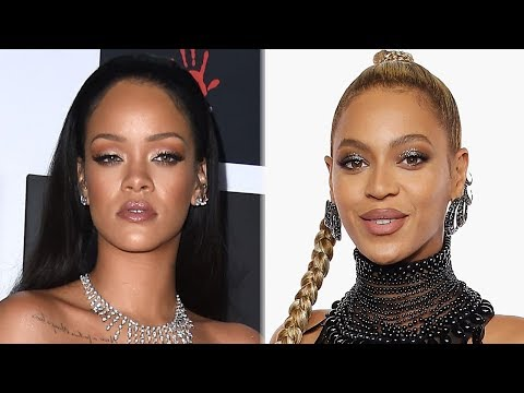 Rihanna & Beyonce Named Most Charitable Celebs of 2017