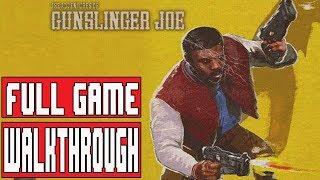 WOLFENSTEIN 2 The Adventures of Gunslinger Joe Gameplay Walkthrough Part 1 No Commentary