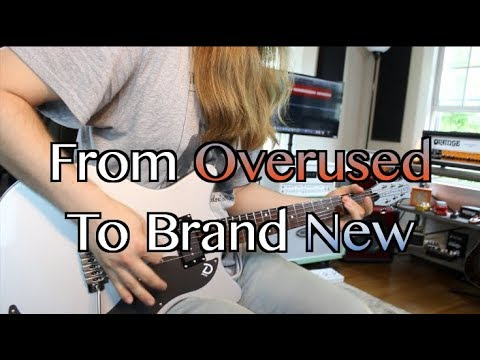 Take Licks From Overused To Brand New!
