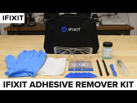 Fight Any Glue With iFixit's Adhesive Remover Kit!