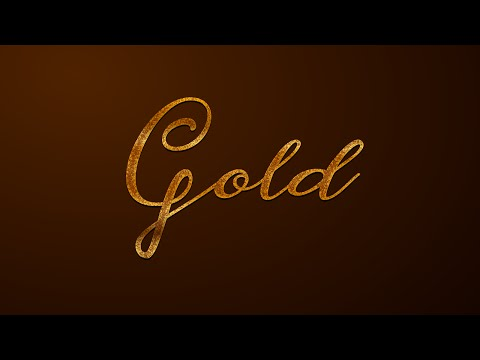CorelDraw - How To Make a Glitter Text Effect in Corel Draw