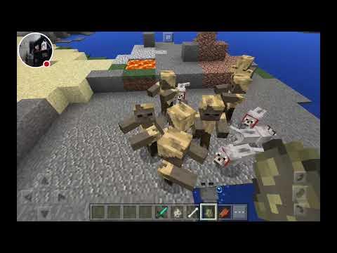 I make mobs fight