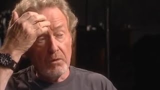 Ridley Scott talks about feuds with actors - BBC celebrity interview