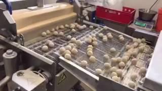 Verbufa croquette Forming Machine MFD-8 / vormmachine voor bitterballen en kroketten  VVM-8