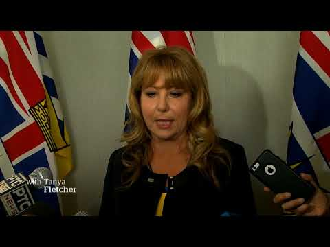 CBC News Weekend: Dianne Watts enters BC Liberal leadership race, will resign as Tory MP