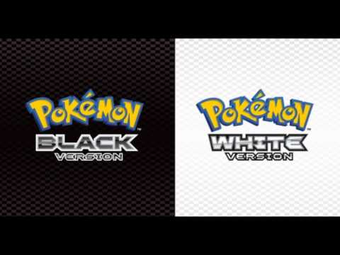 Pokemon Black and White OST - New Game
