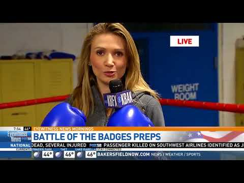Battle of the Badges: First responders are preparing to duke it out for charity