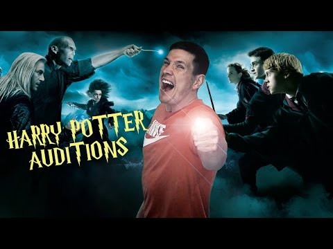 Bad Movie Auditions - Harry Potter Franchise