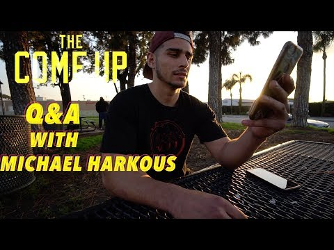Q&A WITH MICHAEL HARKOUS