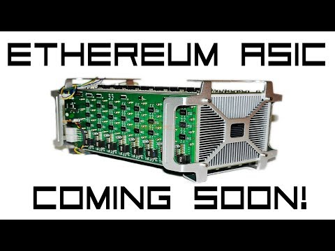 Ethereum Asic Miner Shipping Soon, Analyst Claims. What it means for us Miners
