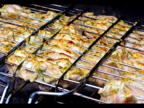 How to Grill Chicken on a Gas Grill - Grilled Chicken Recipe Tasty