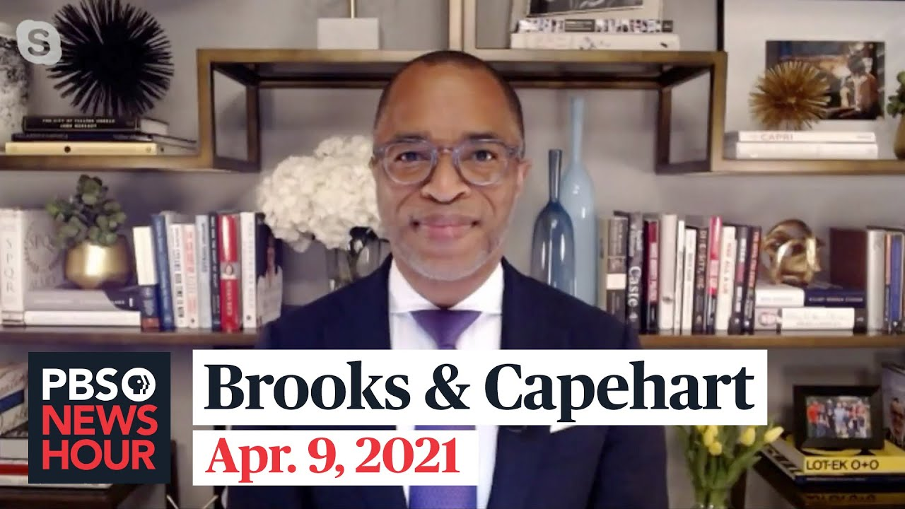 Brooks and Capehart on the filibuster, reconciliation, and the American Jobs Plan