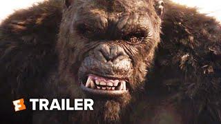 Godzilla Vs Kong Trailer 1 2021 Movieclips Trailers
