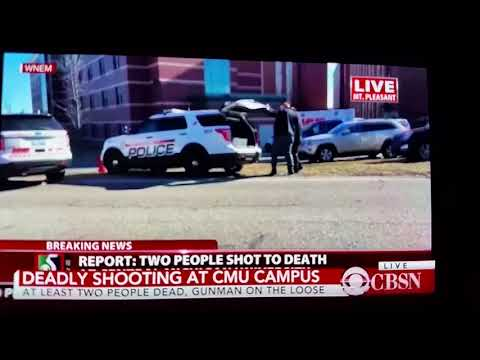 Central Michigan University shooting
