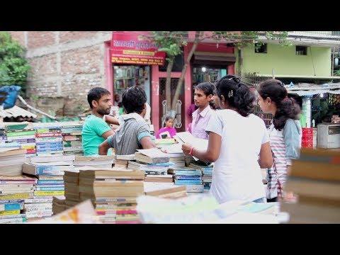 Book Market in Bihar | Second Hand Book Market in India | Book Fair in India | Book Fair in Bihar