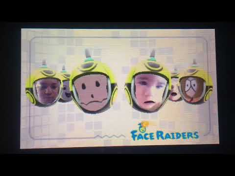 Merry Christmas for Face Raiders