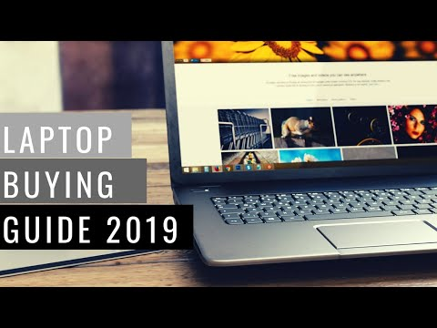 Which Laptop to Buy in 2018 - Laptop Buying Guide
