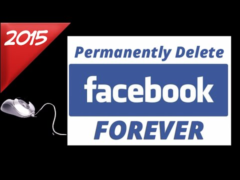 Tutorial ► How Do I Permanently DELETE My FACEBOOK Account