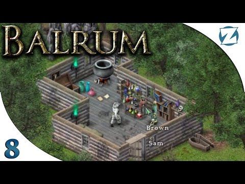 Balrum - Ep 8 - Alchemy Lesson - Let's Play Balrum Gameplay
