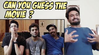 CAN YOU GUESS THE MOVIE ( CHARADES ) | AWESAMO | DUCKY BHAI | MOOROO | XEETECHCARE