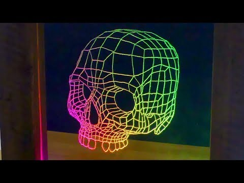 Skull Mirror | Arduino, WS2812B, TP4056, 18650 | How to Electronics Project / Tutorial