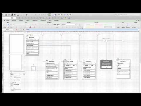 (Pt5)The use of Excel in building wireframes - The Icon Library