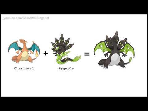 Funny Pokemon Fusion - Fan Requests #23: Rockruff + Lycanroc Midday Form + Lycanroc Midnight Form