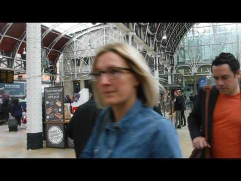 Paddington Station, London, England, UK
