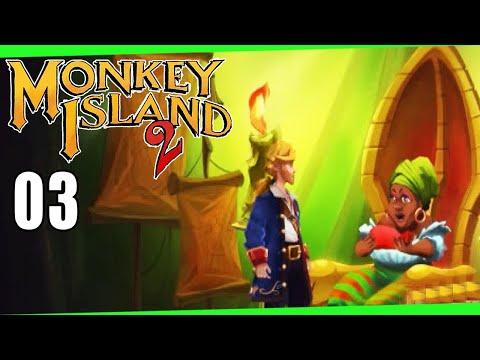 Let's play Monkey Island 2, Teil 3/11 [Deutsch]  ~ Holz polieren