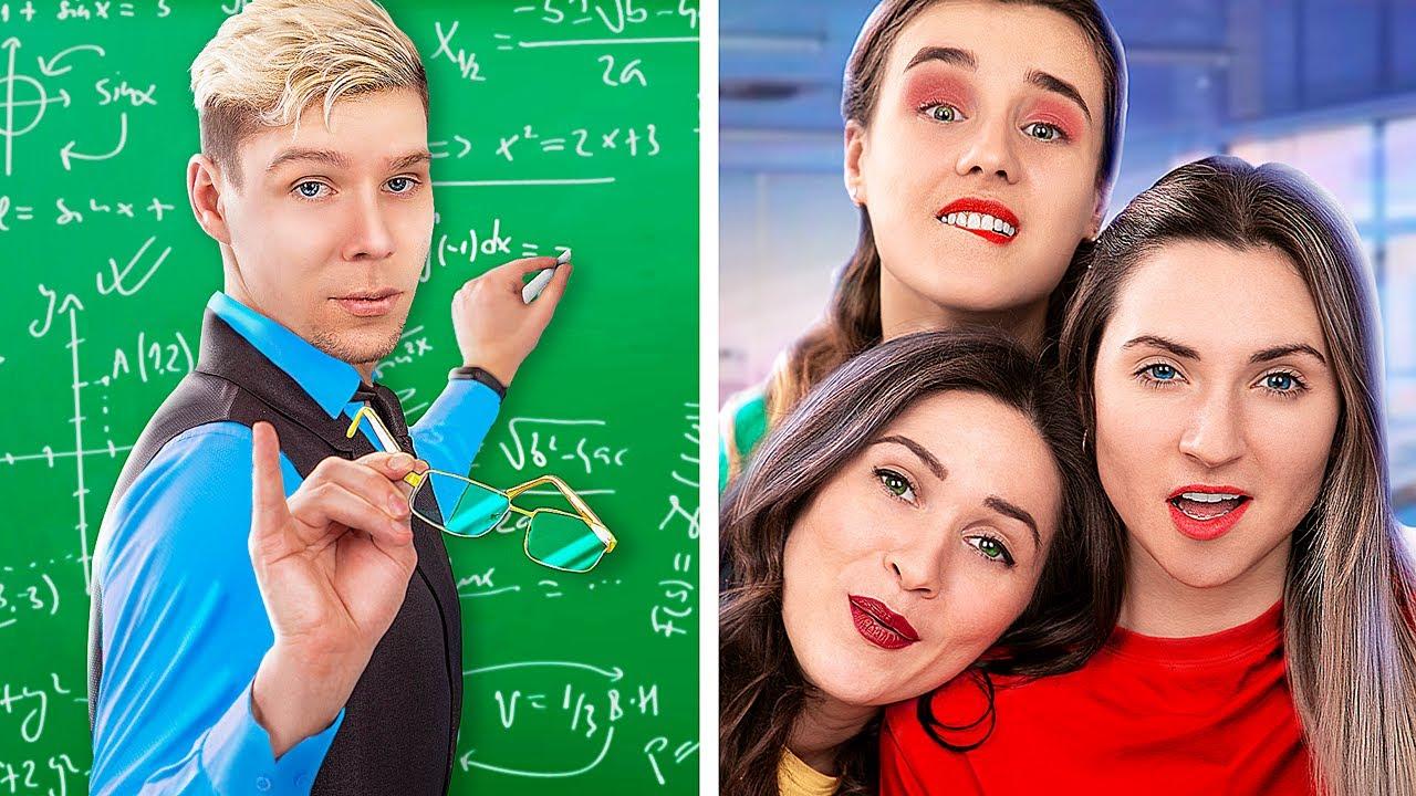 I Have a Crush on My Teacher! Teacher in All Girls College!