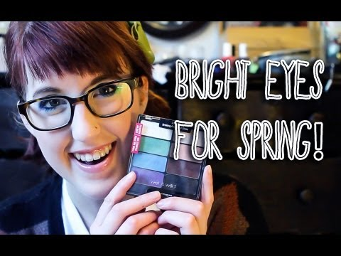 TUTORIAL: BRIGHT EYES FOR SPRING  |  abb3rz07