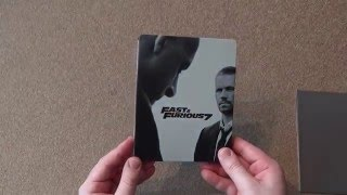 Fast & Furious 7 [FilmArena Collection] + 3 RUS Cards