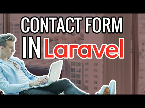 Build a Contact Form in Laravel - Laravel Contact Form Tutorial