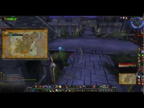 World of Warcraft Isle of Thunder Glitch - Get to Stage 2