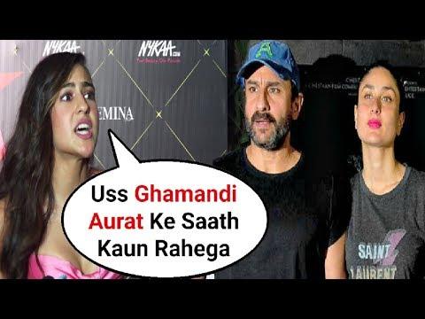 Xxx Mp4 Sara Ali Khan Sh0cking Reaction On Moving To Kareena Kapoor And Saif Ali Khan House 3gp Sex
