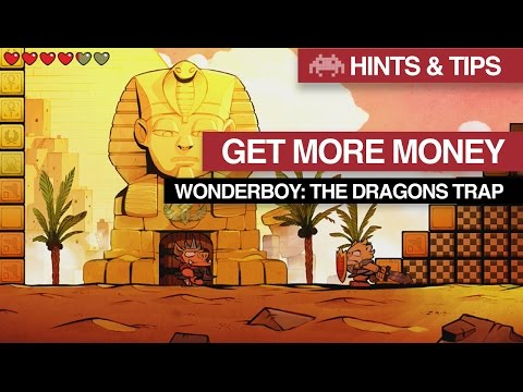 Wonderboy: The Dragons Trap | Earn Money Faster Tip