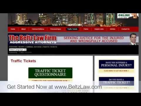 Desoto Traffic Ticket Attorney - Driver's License Reinstatement