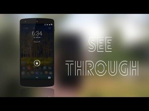 Android Lockscreen Mod