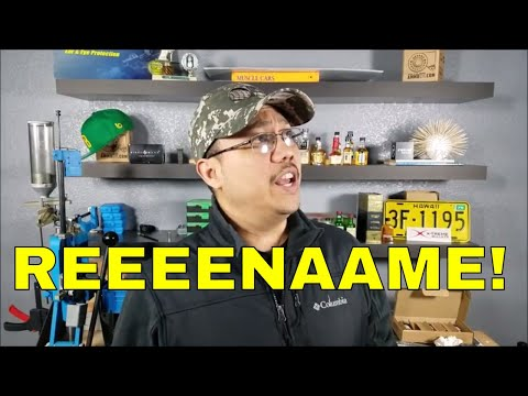 RELOAD'S RENAME AND YOUTUBES NEW GUN POLICIES