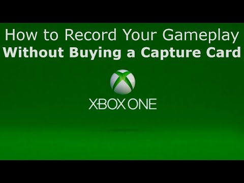 How to Record Gameplay Without a Capture Card (XBOX One and PS4 Only)