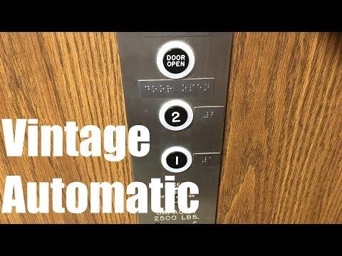 AMAZING 1976 Automatic Hydraulic Elevator @ Oak Tree Corners - Lincolnshire, IL