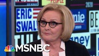 Senator Claire McCaskill: If Candidates Don
