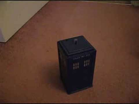 how to make cool tardis effects On Windows Movie maker