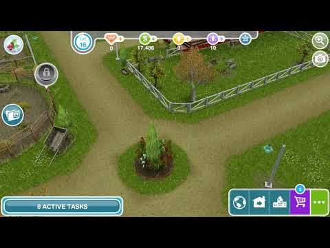 The Sims Freeplay - Need For Steed / Send A Sim To The Stables