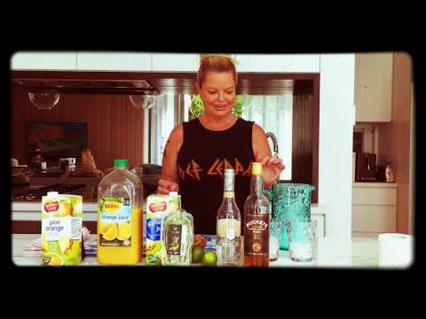 Drinking with Gael - How to make a Mai Tai