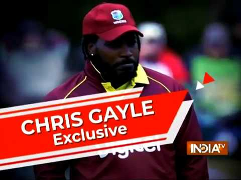 Exclusive | India is my second home: Chris Gayle to India TV